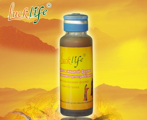 Cordyceps oral liquid, one bottle 30 ml.